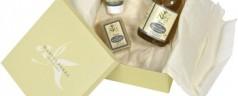 La cosmétique à la verveine et au miel
