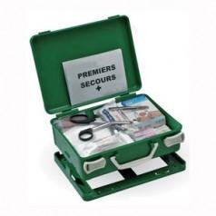 Le matériel de premiers secours